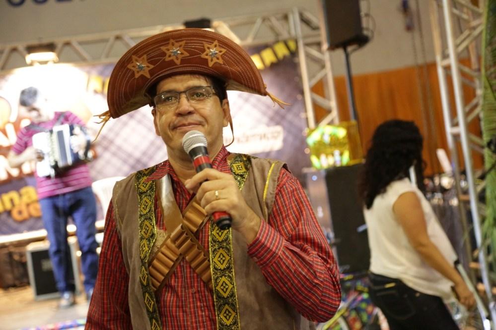 Arraiá da Dinâmica exaltou o povo, a música e as tradições nordestinas