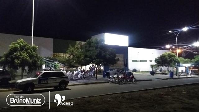 Popular reage a assalto e é baleado em Santa Cruz do Capibaribe