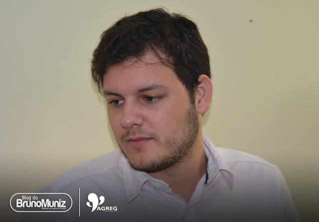"""""""Minha relação política com Alessandra é zero, é minha adversária"""", sustenta Augusto Maia"""
