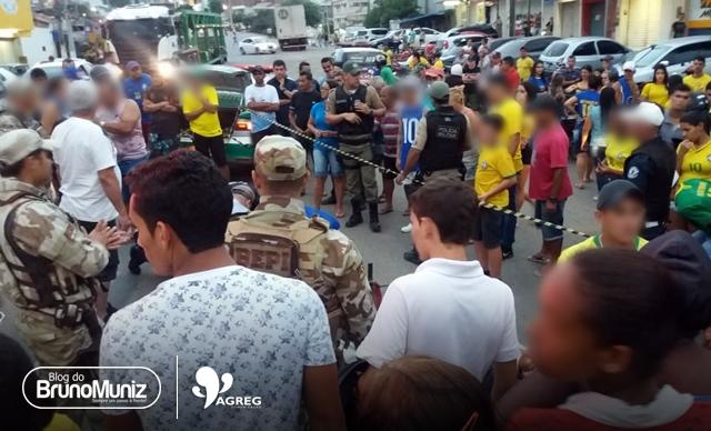 Grave acidente é registrado em Toritama