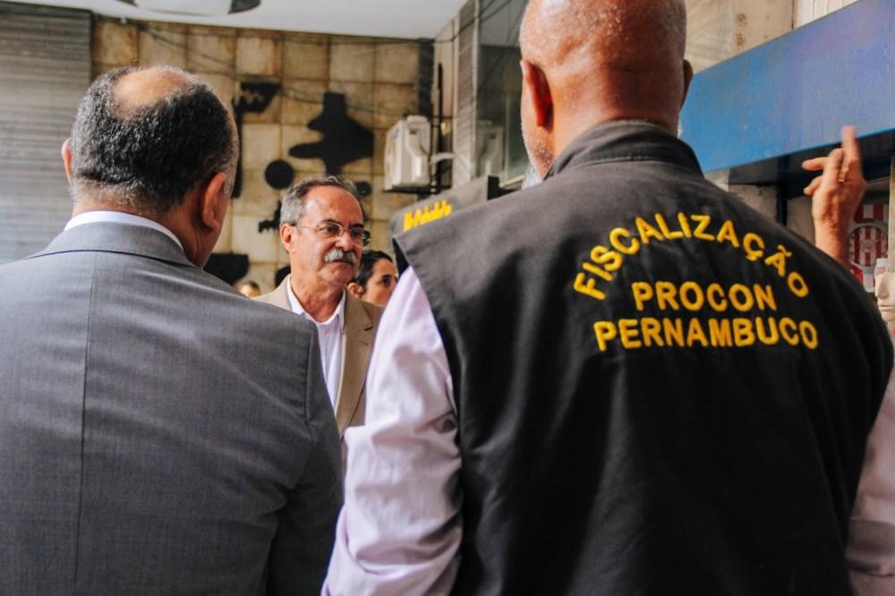 Secretário comemora retomada de convênio entre Celpe e CEF