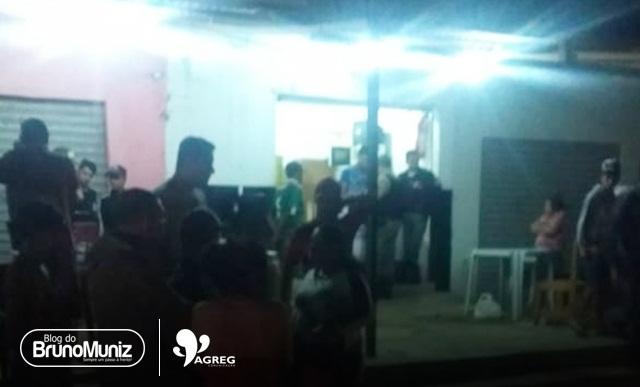 Homem sofre tentativa de homicídio no bairro Santo Agostinho em Santa Cruz do Capibaribe