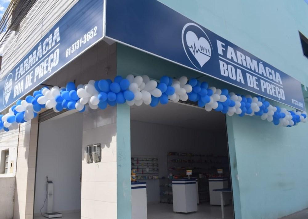 Farmácia Boa de Preço inaugura novo espaço em Santa Cruz do Capibaribe