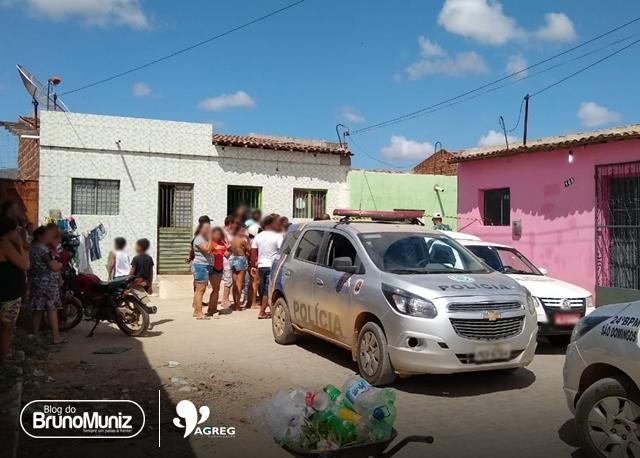 Santa Cruz do Capibaribe registra mais um homicídio
