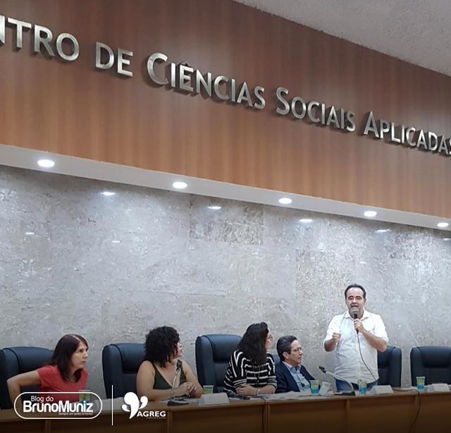 Paulo Câmara e Armando Monteiro não comparecem a debate da UFPE