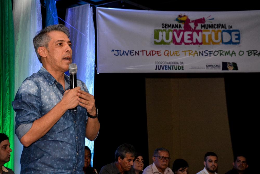 Prefeitura de Santa Cruz do Capibaribe inicia 2ª Semana Municipal da Juventude