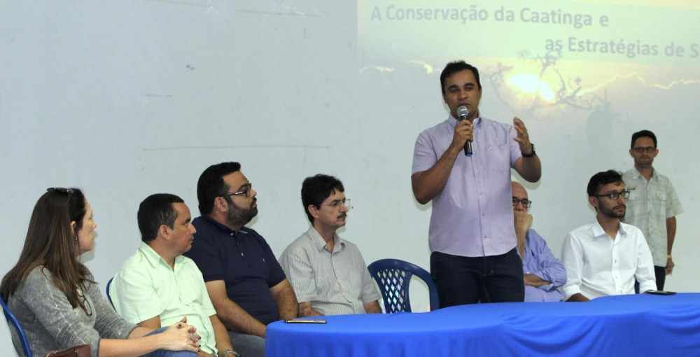 Bioma Caatinga é destaque em seminário realizado em Santa Cruz do Capibaribe