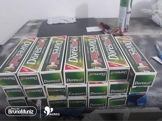 Após denúncias de consumidores, vendedor de pomada é detido em Jataúba