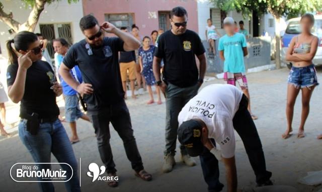 Violência – Homem é morto a pedradas em Santa Cruz do Capibaribe