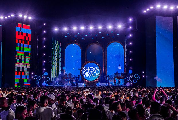 Show da Virada 2019 será gravado no Recife