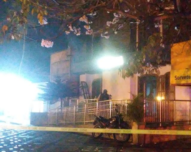 Mais uma agência bancária é explodida no Agreste Pernambucano