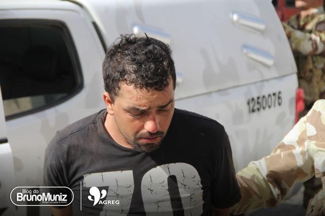 Homem acusado de agressões contra mulher é preso em Santa Cruz do Capibaribe