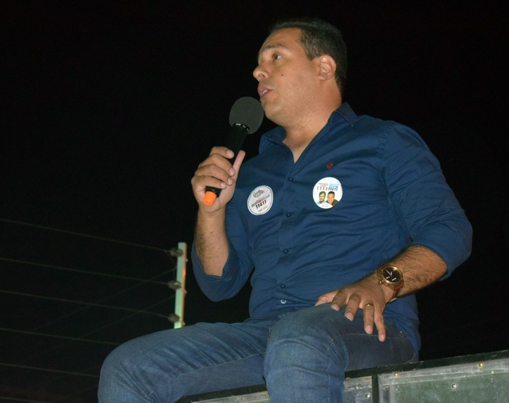 Cleiton Barboza intensifica agenda na reta final de campanha