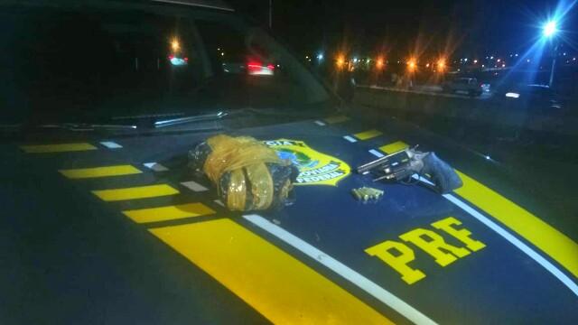 Três suspeitos de roubarem carro são detidos no Agreste