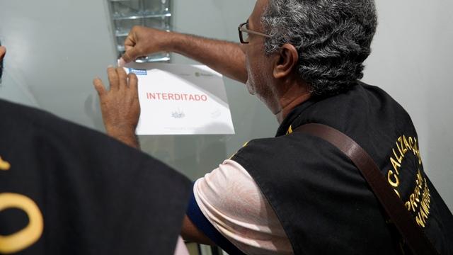 Secretaria de Justiça interdita três financiadoras no Centro do Recife