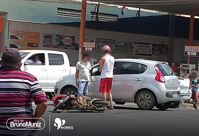 Mais uma colisão é registrada na PE-160 em Santa Cruz do Capibaribe