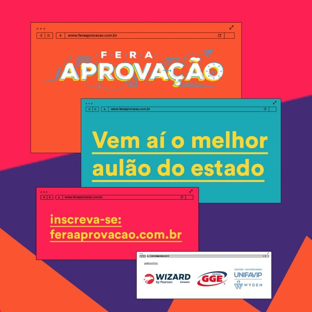 Aulão gratuito de revisão para o Enem será realizado em Caruaru