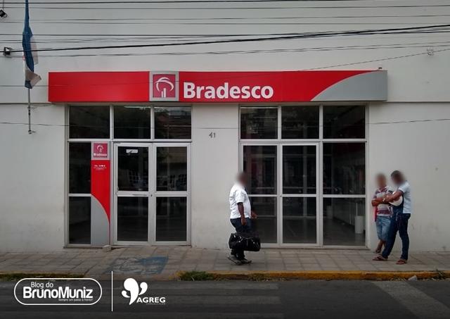 Agência bancária em Santa Cruz do Capibaribe é alvo de ação criminosa