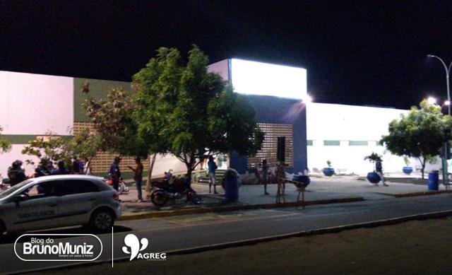 Homem é baleado na PE-160, em Santa Cruz do Capibaribe