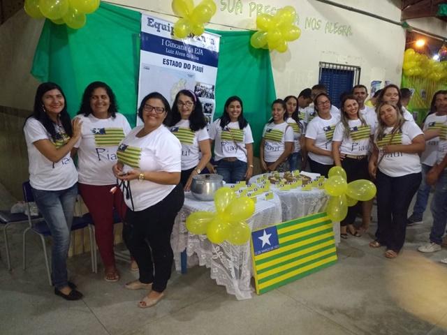 Escola EREM Luís Alves realiza primeira gincana do EJA em Santa Cruz do Capibaribe