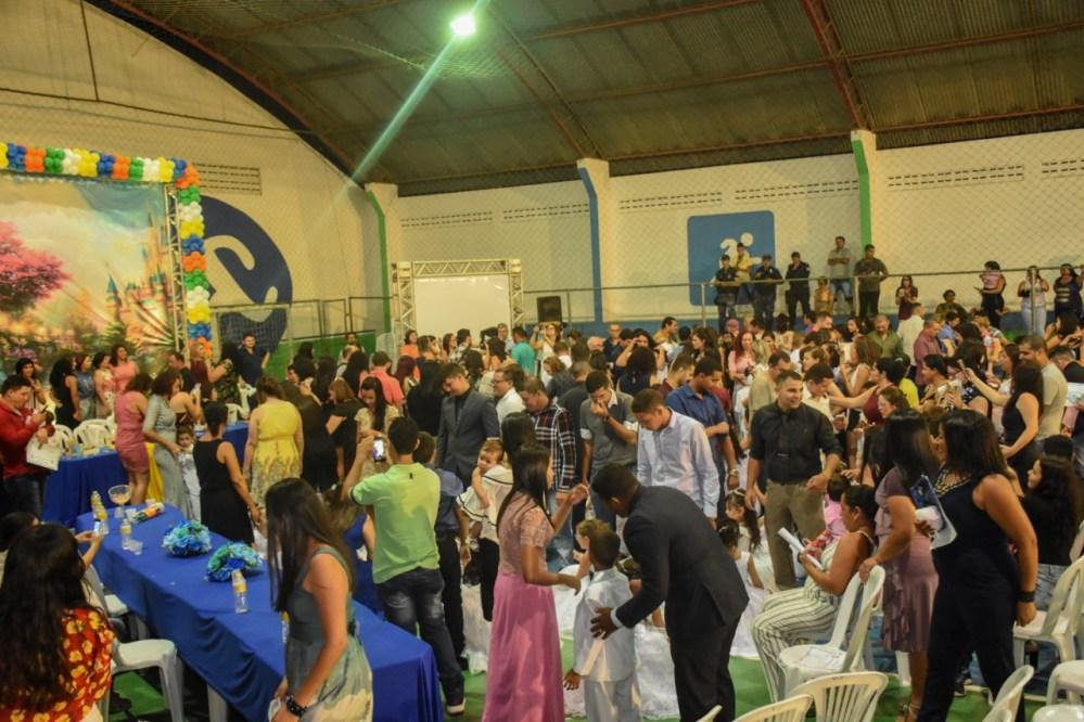 Prefeitura de Santa Cruz do Capibaribe realiza formatura dos alunos da Educação Infantil e Ensino Fundamental