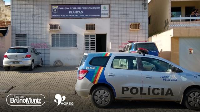 Homem acusado de abusar sexualmente dos sobrinhos é preso em distrito de Brejo da Madre de Deus