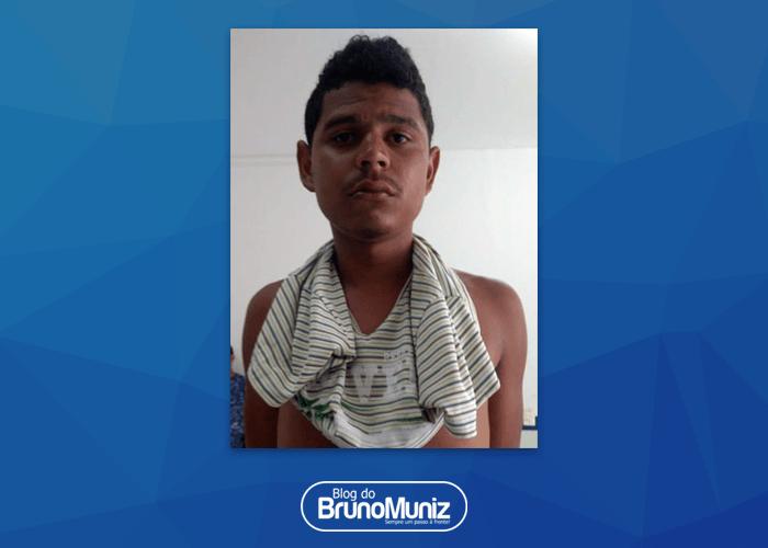 Jovem é preso com entorpecentes em Santa Cruz do Capibaribe