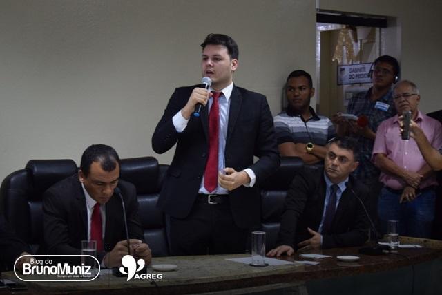 Augusto Maia é eleito presidente pelo biênio 2019/2020