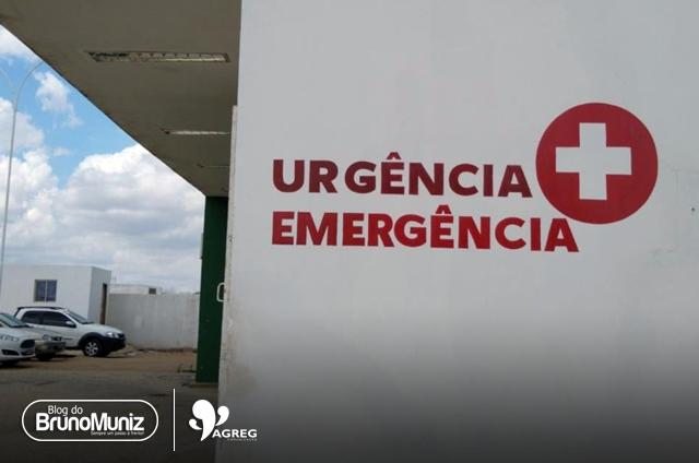 Idoso fica gravemente ferido após ser atropelado em Santa Cruz do Capibaribe