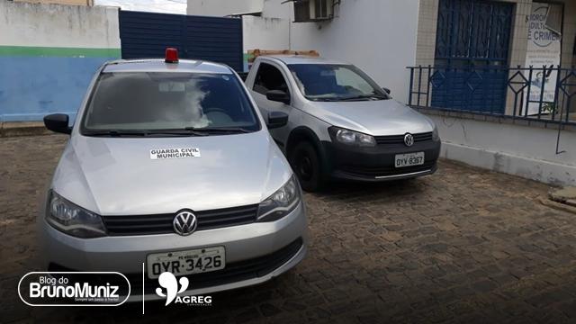 Veículos da Guarda Municipal de Santa Cruz do Capibaribe somam multas, atrasos de IPVA e ordens de apreensão