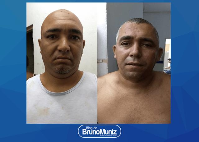 Quatro indivíduos são detidos após invadirem hospital para matar 'inimigo' em Taquaritinga do Norte