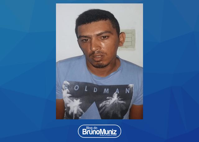 Suspeito por tráfico de drogas é detido em Santa Cruz do Capibaribe