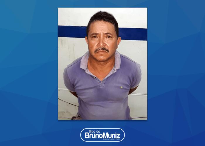 Homem acusado de aplicar golpes na região é preso