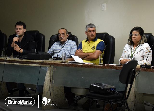 Em audiência com vereadores, dirigentes da Celpe apontam motivo de quedas de energia em Santa Cruz do Capibaribe