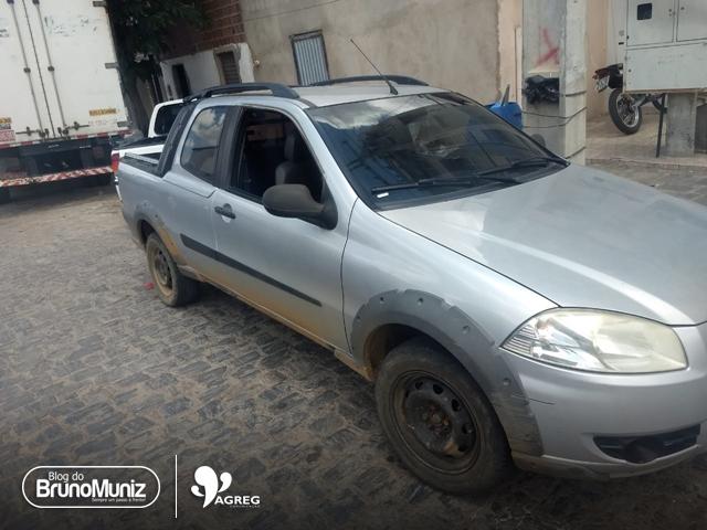 Indivíduo é detido com veículo clonado em Santa Cruz do Capibaribe