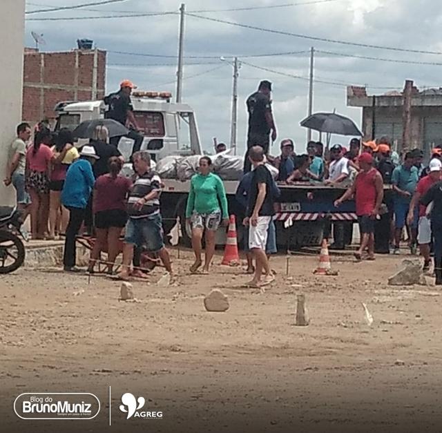 Comerciantes afirmam que tiveram mercadoria apreendida pela Prefeitura de Toritama