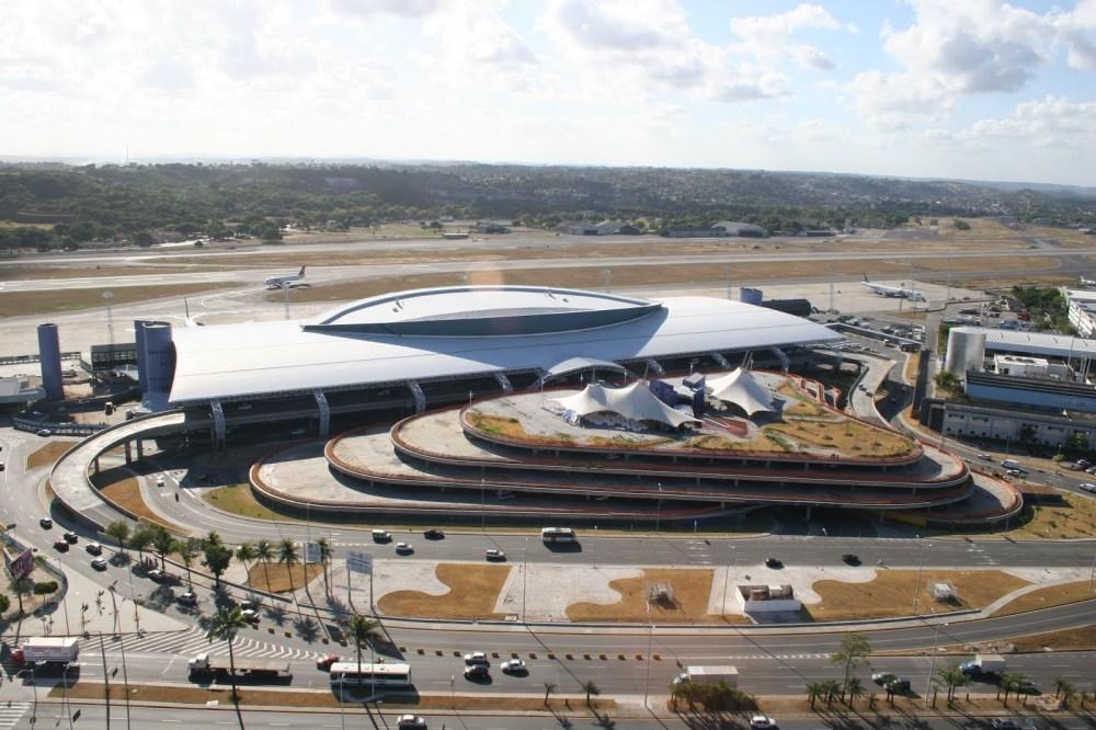 Aeroporto Internacional do Recife, o Guararapes, será leiloado na próxima sexta (15)