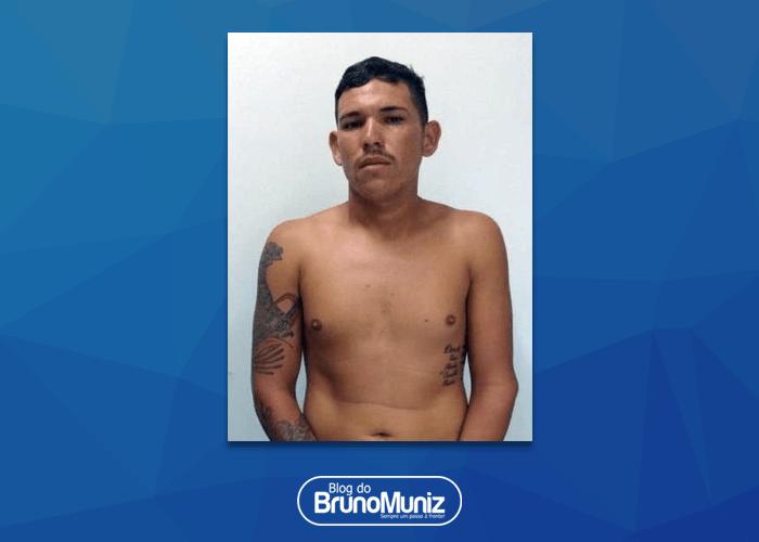 Homem acusado de matar policial militar é preso em Santa Cruz do Capibaribe