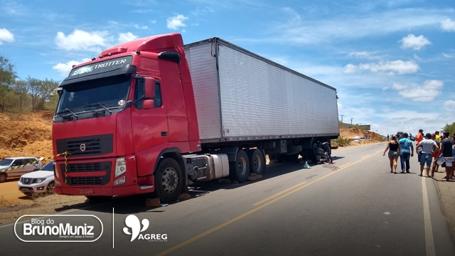 Grave acidente com vítima fatal é registrado na BR-104