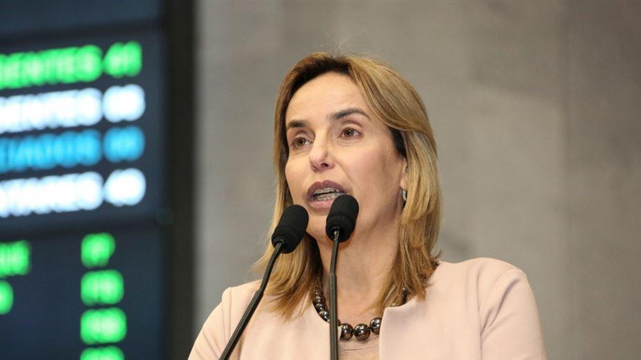 Alessandra diz fazer oposição à Paulo, mas que não aprecia 'oposição terror'