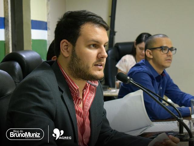 Augusto Maia destaca R$ 2,3 milhões em emendas conquistadas para Santa Cruz em ida à Brasília