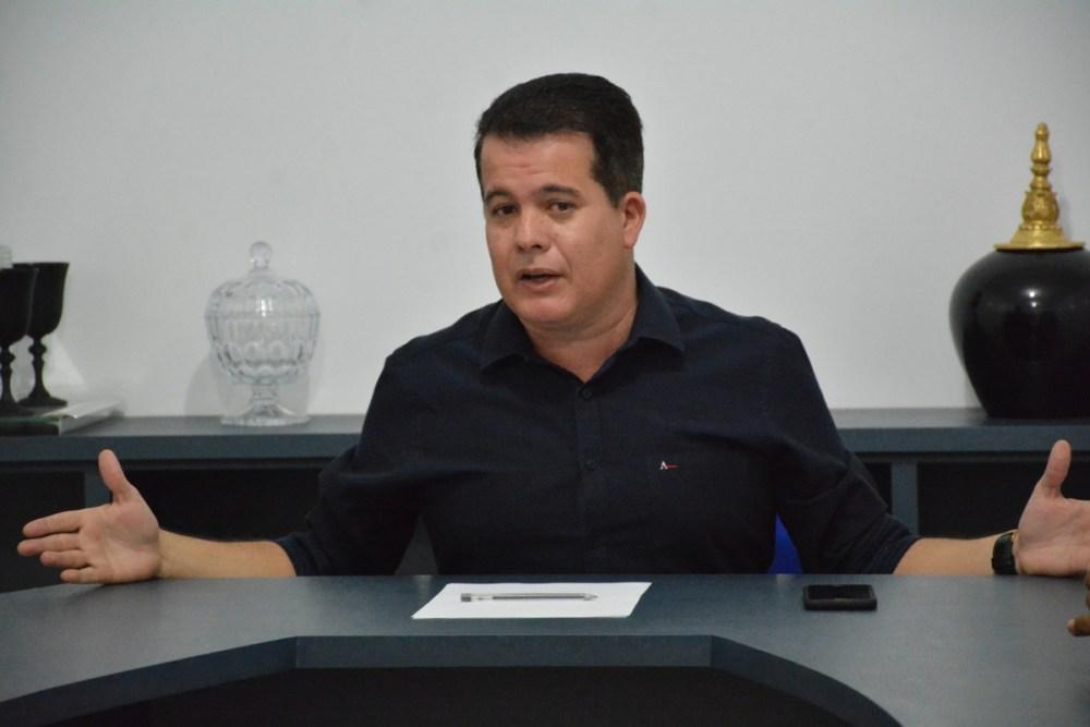 Exclusivo – Edson Vieira perde novo recurso e é multado pelo TCE