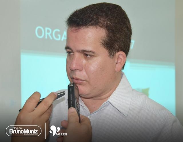 Edson Vieira fala sobre caso envolvendo gestor de eventos Cláudio Soares