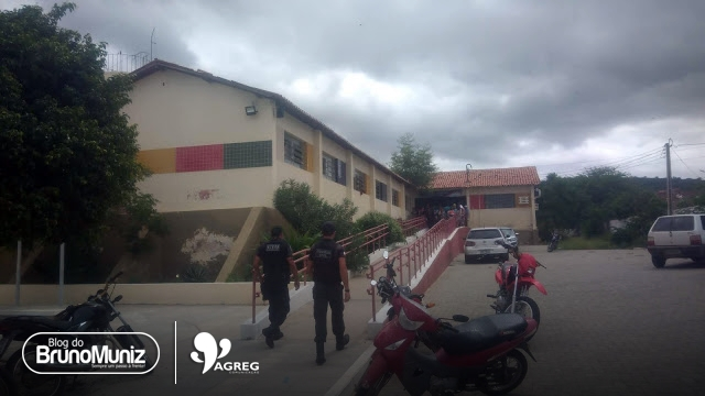 Ameaças de suposto massacre em escola de Jataúba deixa população em pânico