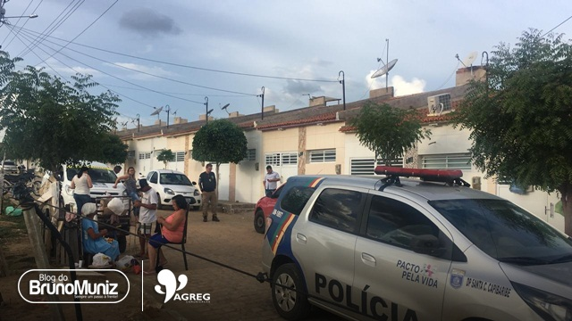 Feto é encontrado em Santa Cruz do Capibaribe, Agreste de Pernambuco
