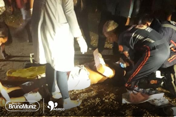 Acidente é registrado na PE-160 em Santa Cruz do Capibaribe