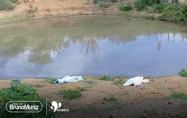 Adolescentes morrem afogados em açude na zona rural de Santa Maria do Cambucá