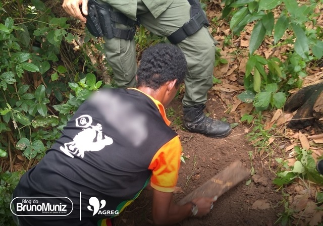 Homem é decapitado na frente da esposa e do filho no município de Catende