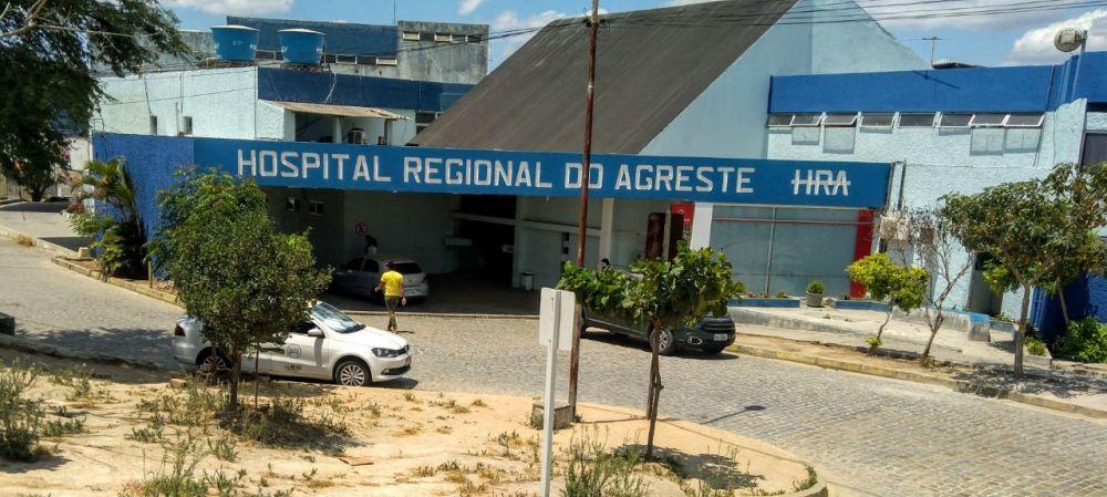 Médico morre ao passar mal durante cirurgia no HRA, em Caruaru