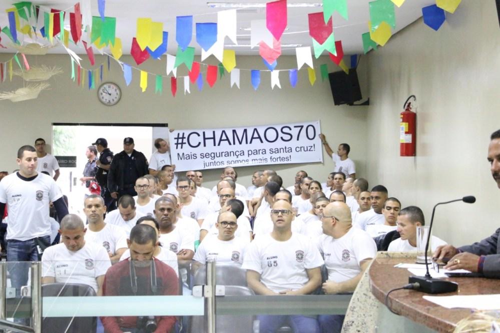 Vereadores aprovam requerimento solicitando a nomeação dos Guarda Municipais aprovados em concurso público